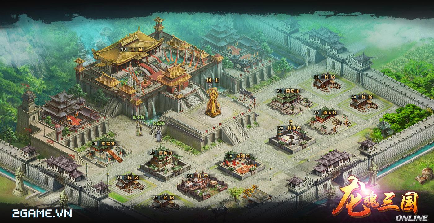 VTC Game sắp ra mắt game Hiếu Chiến Online 3