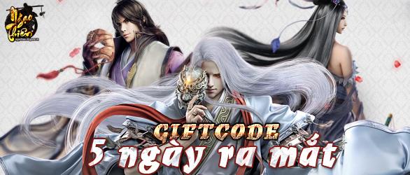 Tặng 410 giftcode game Ngạo Thiên 1