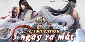 Tặng 410 giftcode game Ngạo Thiên