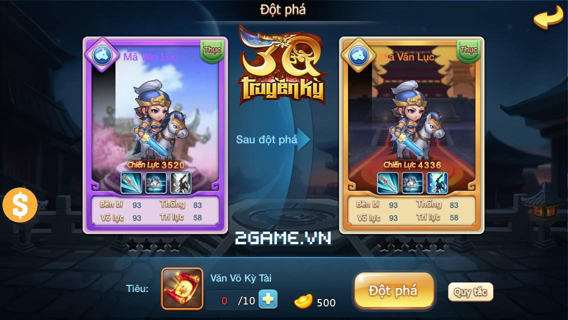 3Q Truyền Kỳ được VTC Mobile phát hành tại Việt Nam 3