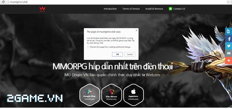 MU Origin Việt Nam sẽ được lồng tiếng, khẳng định hàng chính hãng 3