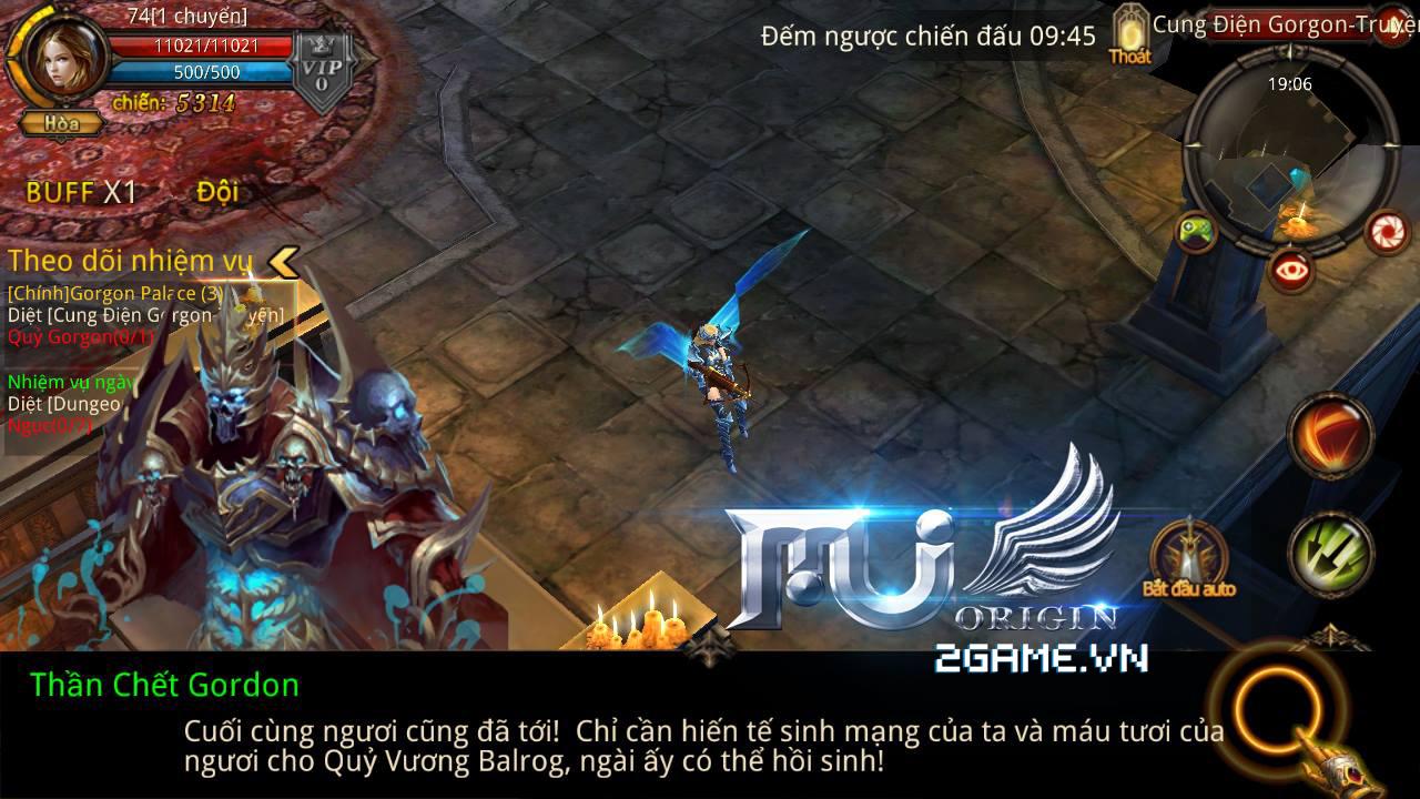 Hướng dẫn cơ bản dành cho người mới chơi MU Origin VN 0