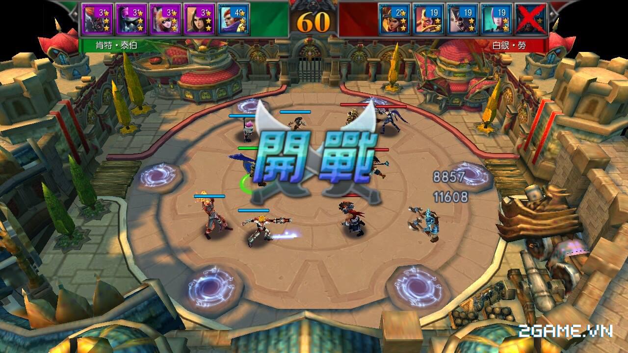 Anh Hùng Chi Lộ có đồ họa bắt mắt, lối chơi tương đối kịch tính 4
