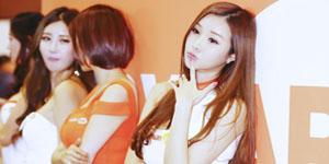 Chiêm ngưỡng dàn show girl bắt mắt tại G-Star 2015 – Phần 1 (HD)