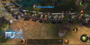 MU Origin VN: Choáng ngợp trước cảnh đoàn người rồng rắn xếp hàng vào chơi