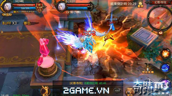 Trailer CG mới của MU Origin ra mắt, hình ảnh Magic Gladiator đầy oai hùng 7