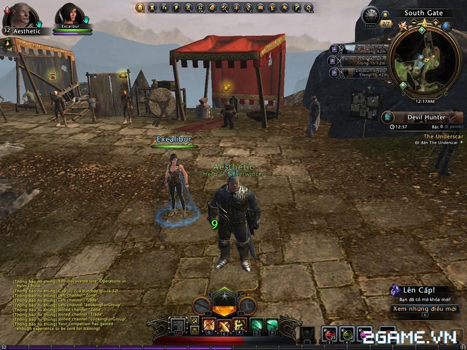 Neverwinter Online bất ngờ xuất hiện bản Việt hóa 12