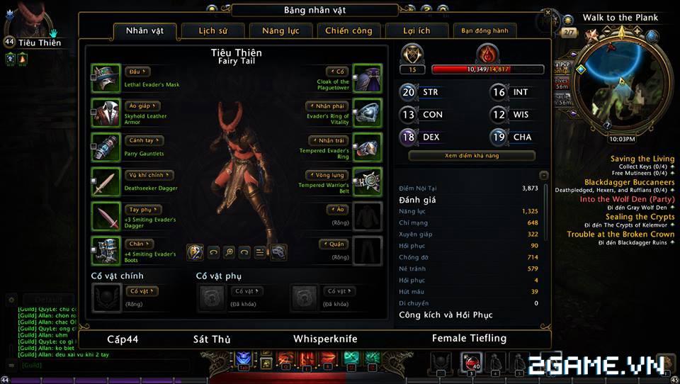 Neverwinter Online bất ngờ xuất hiện bản Việt hóa 13