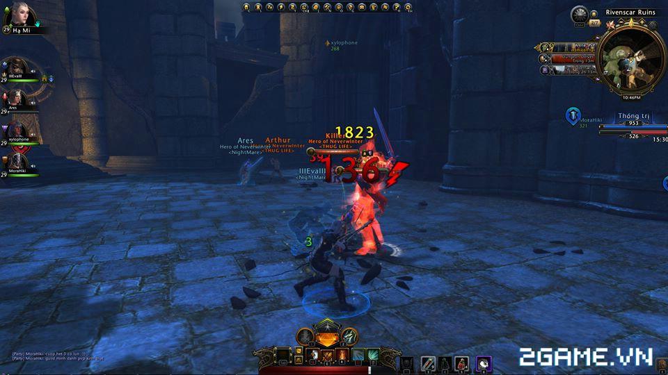 Neverwinter Online bất ngờ xuất hiện bản Việt hóa 2