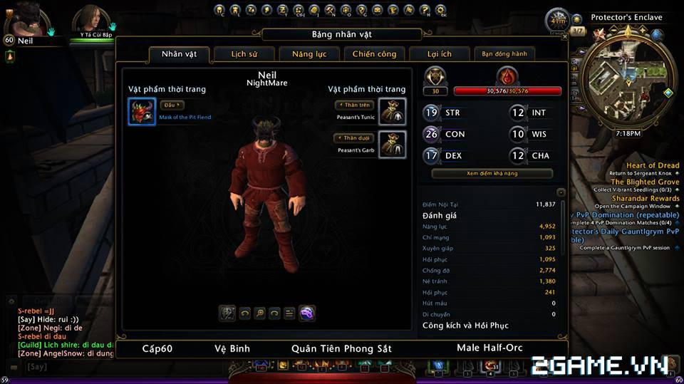 Neverwinter Online bất ngờ xuất hiện bản Việt hóa 5