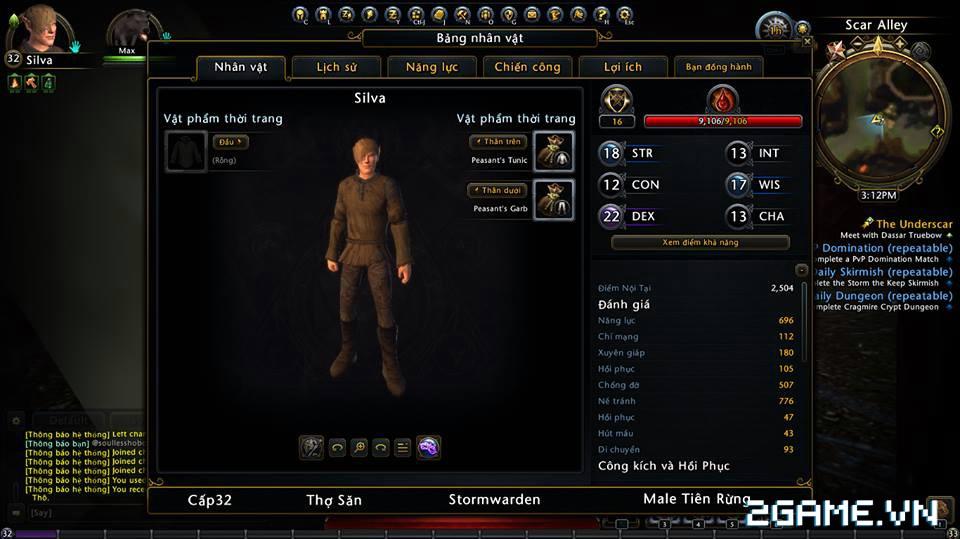 Neverwinter Online bất ngờ xuất hiện bản Việt hóa 8
