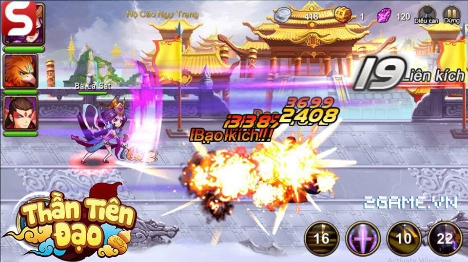 Game mới Thần Tiên Đạo cập bến Việt Nam 9