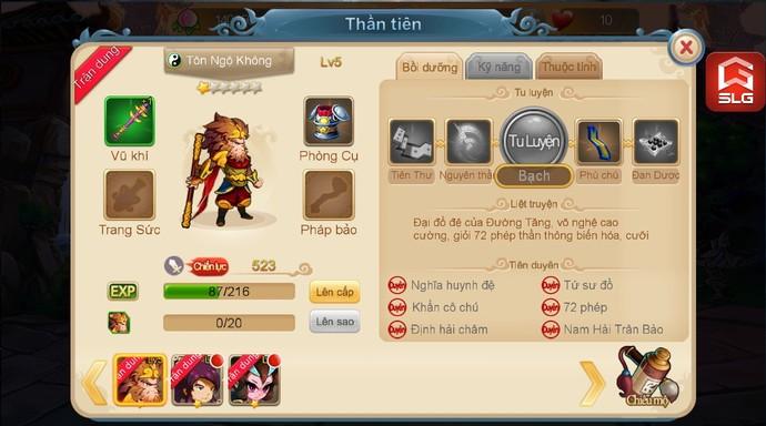 Game mới Thần Tiên Đạo cập bến Việt Nam 2