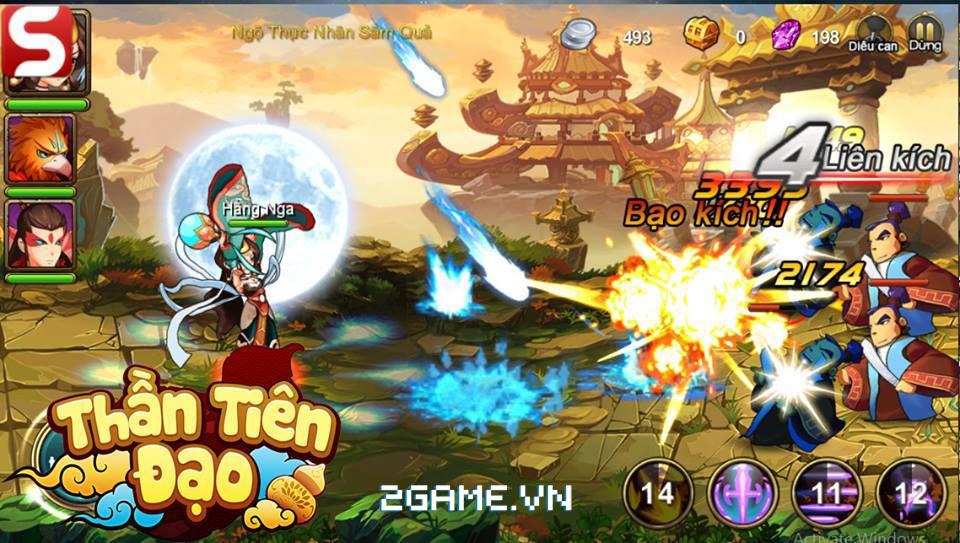 Game mới Thần Tiên Đạo cập bến Việt Nam 5