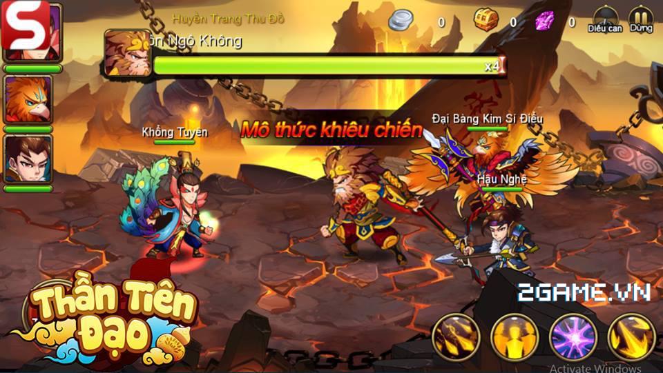 Game mới Thần Tiên Đạo cập bến Việt Nam 6