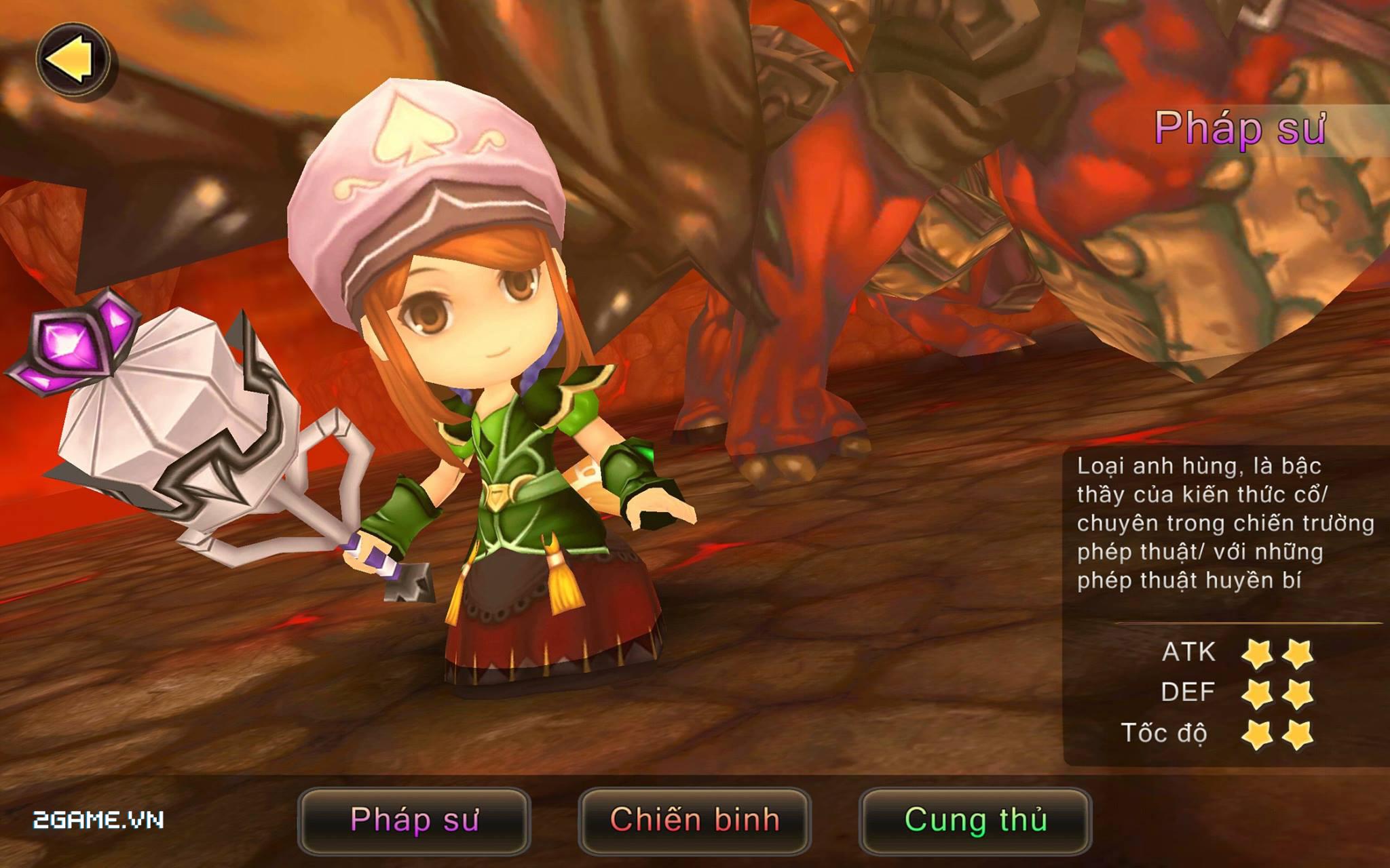 Dragon Encounter bản Việt hóa định ngày ra mắt 3