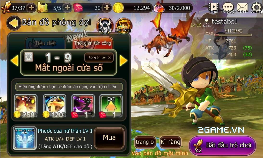 Dragon Encounter bản Việt hóa định ngày ra mắt 7