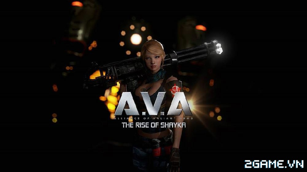 Cận cảnh game bắn súng A.V.A bản mobile cực mới 3