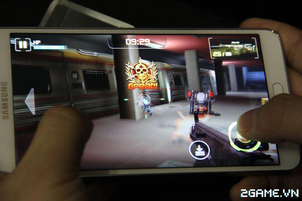 Cận cảnh game bắn súng A.V.A bản mobile cực mới 9