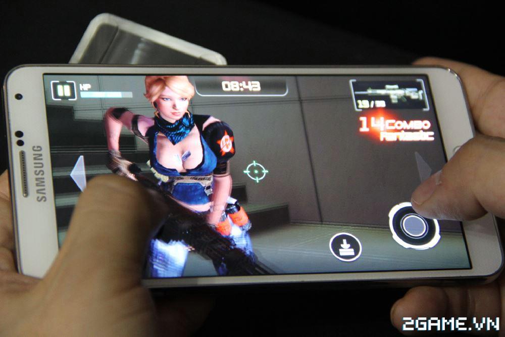 Cận cảnh game bắn súng A.V.A bản mobile cực mới 10