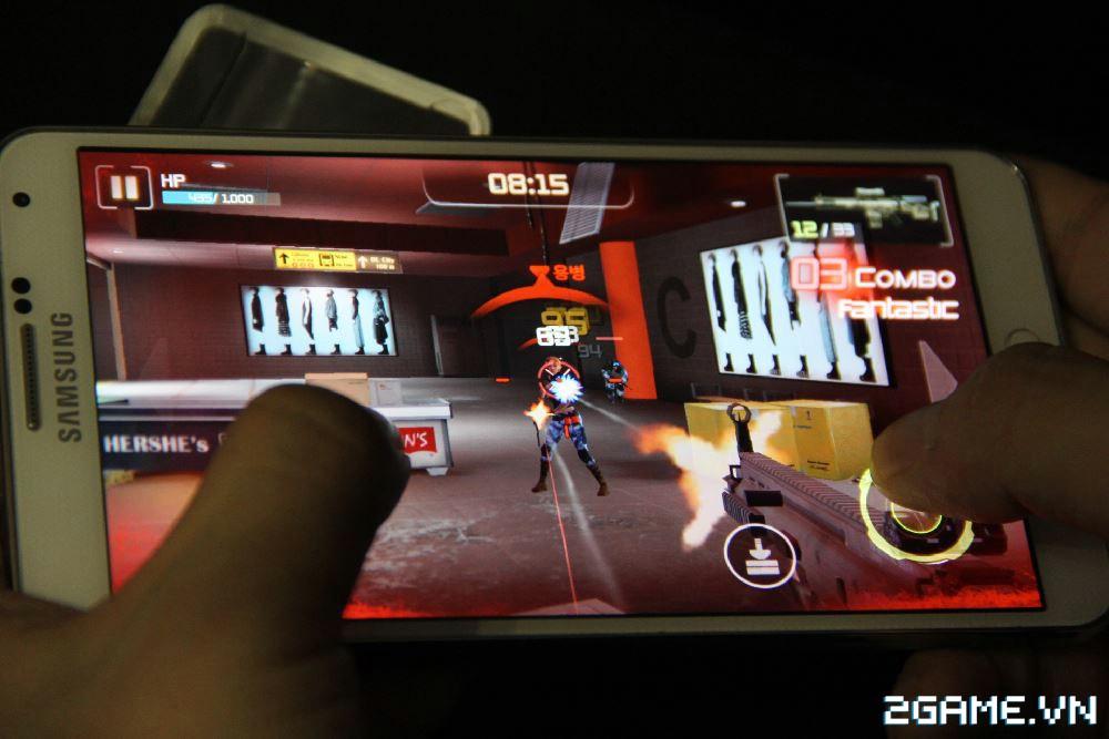 Cận cảnh game bắn súng A.V.A bản mobile cực mới 11
