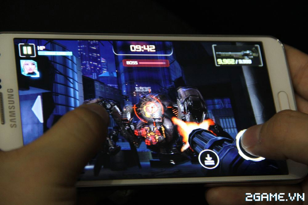 Cận cảnh game bắn súng A.V.A bản mobile cực mới 12