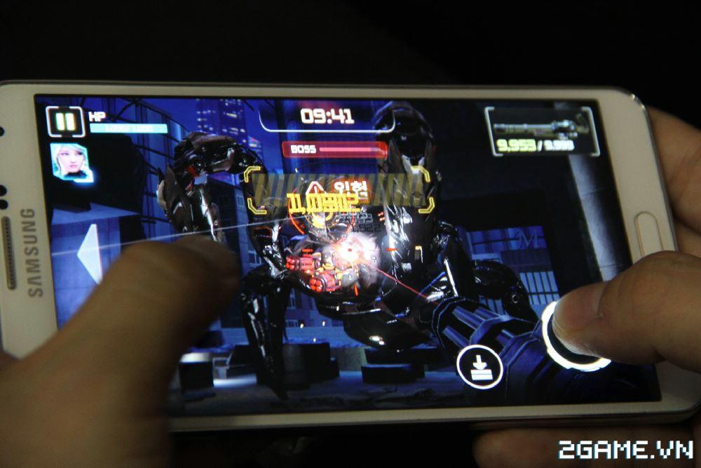 Cận cảnh game bắn súng A.V.A bản mobile cực mới 13