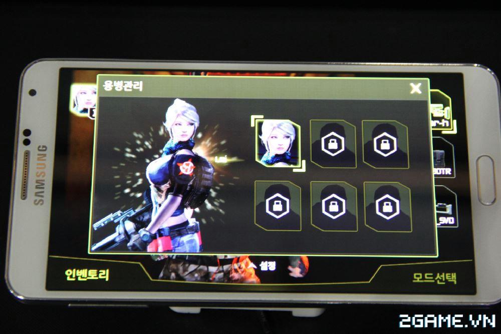 Cận cảnh game bắn súng A.V.A bản mobile cực mới 16