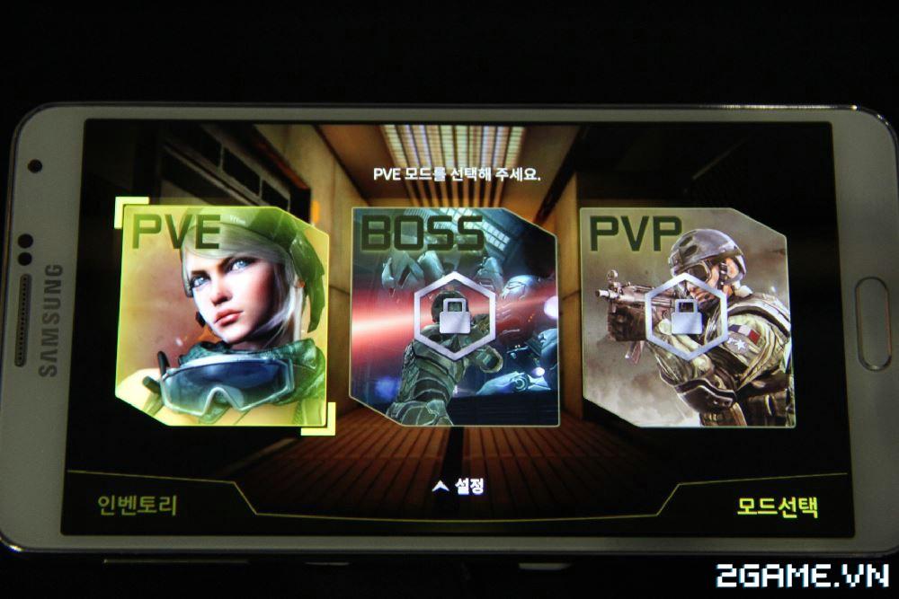 Cận cảnh game bắn súng A.V.A bản mobile cực mới 17