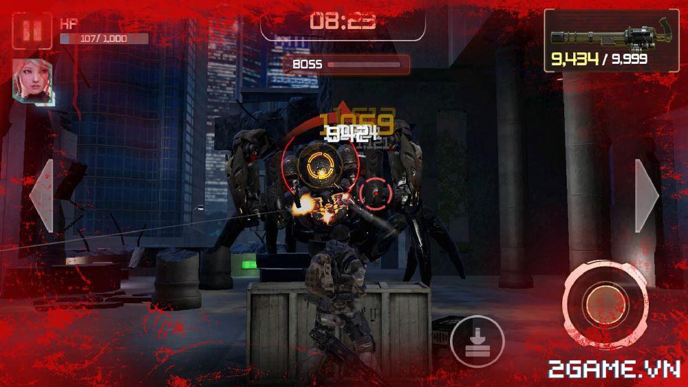 Cận cảnh game bắn súng A.V.A bản mobile cực mới 5