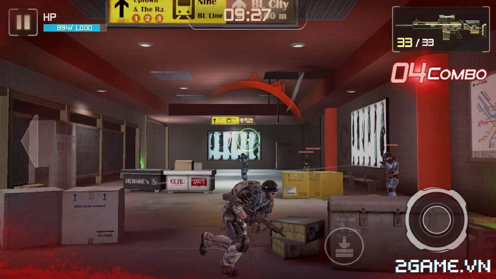 Cận cảnh game bắn súng A.V.A bản mobile cực mới 6