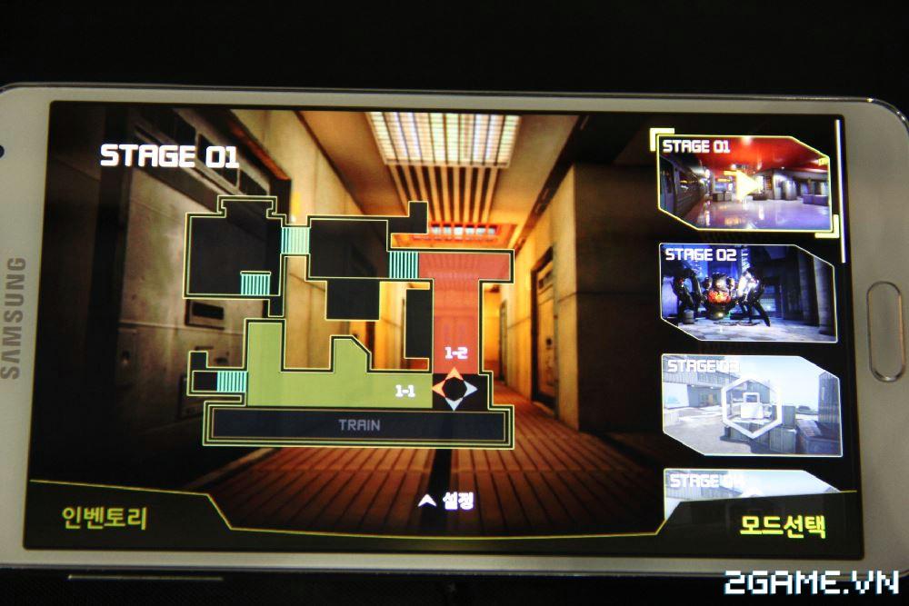 Cận cảnh game bắn súng A.V.A bản mobile cực mới 7