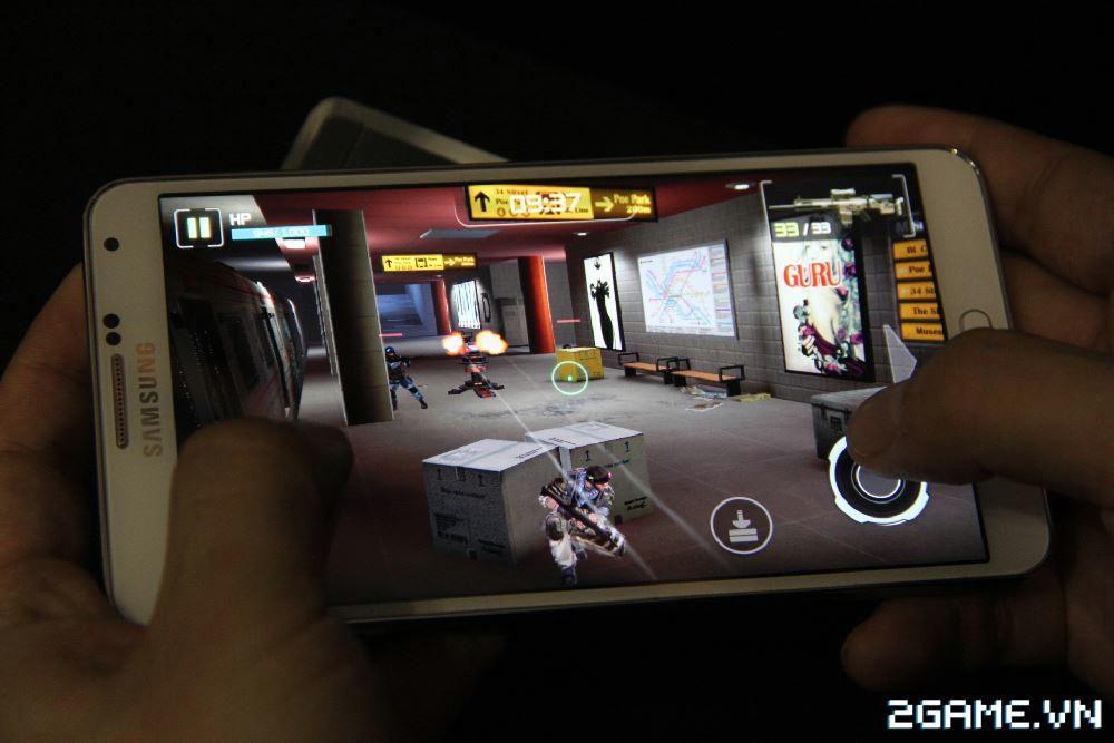 Cận cảnh game bắn súng A.V.A bản mobile cực mới 1