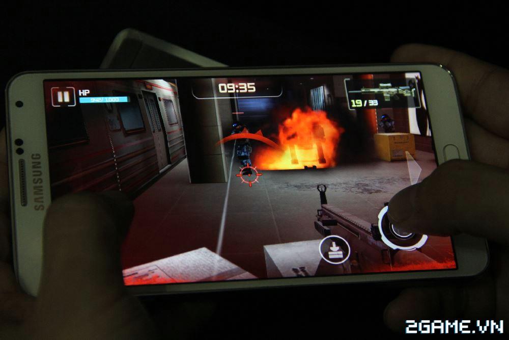 Cận cảnh game bắn súng A.V.A bản mobile cực mới 8