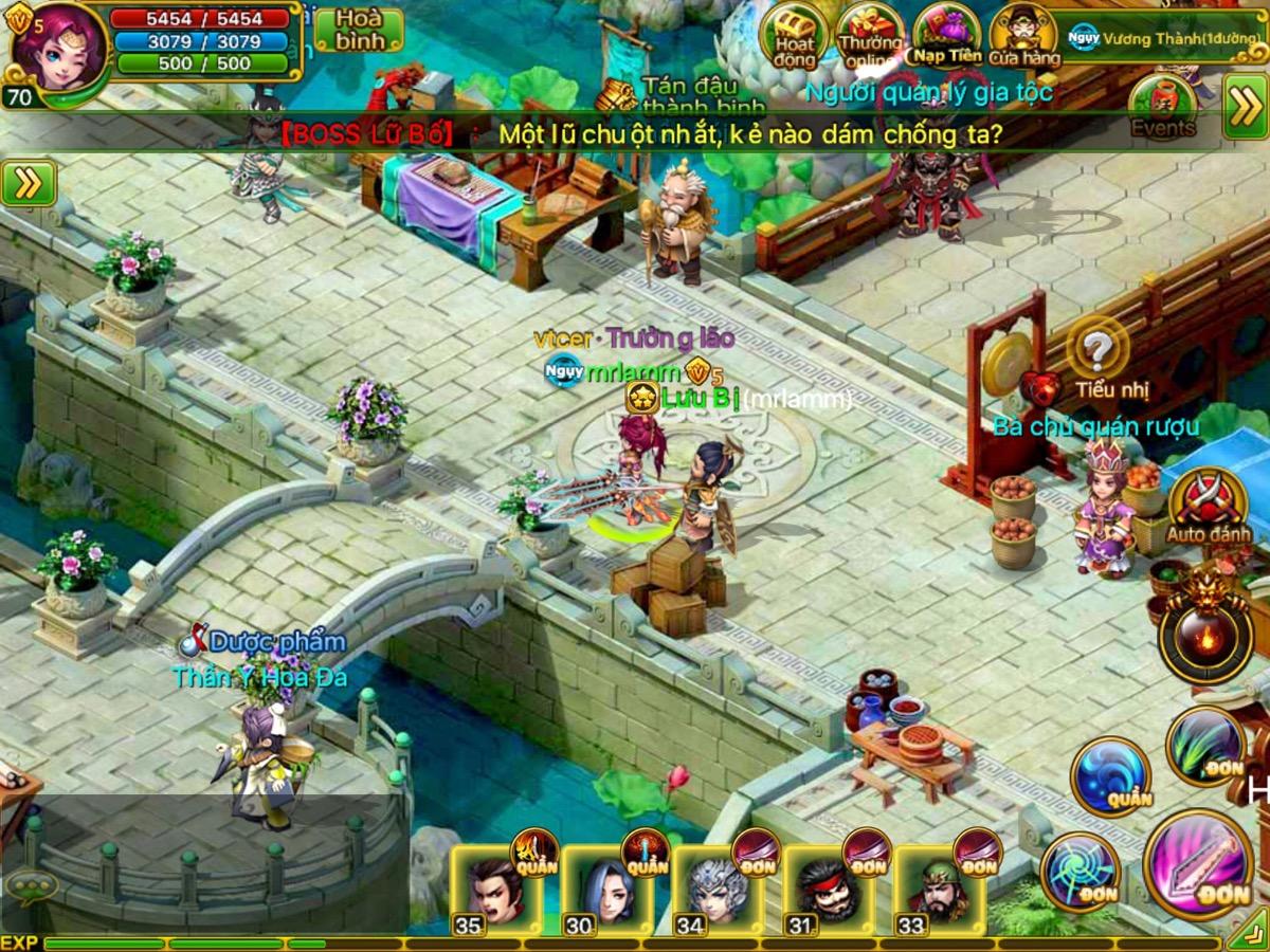 Thì ra trang teaser lạ Tào Tháo Đuổi chính là game Tam Quốc Truyền Kỳ 5