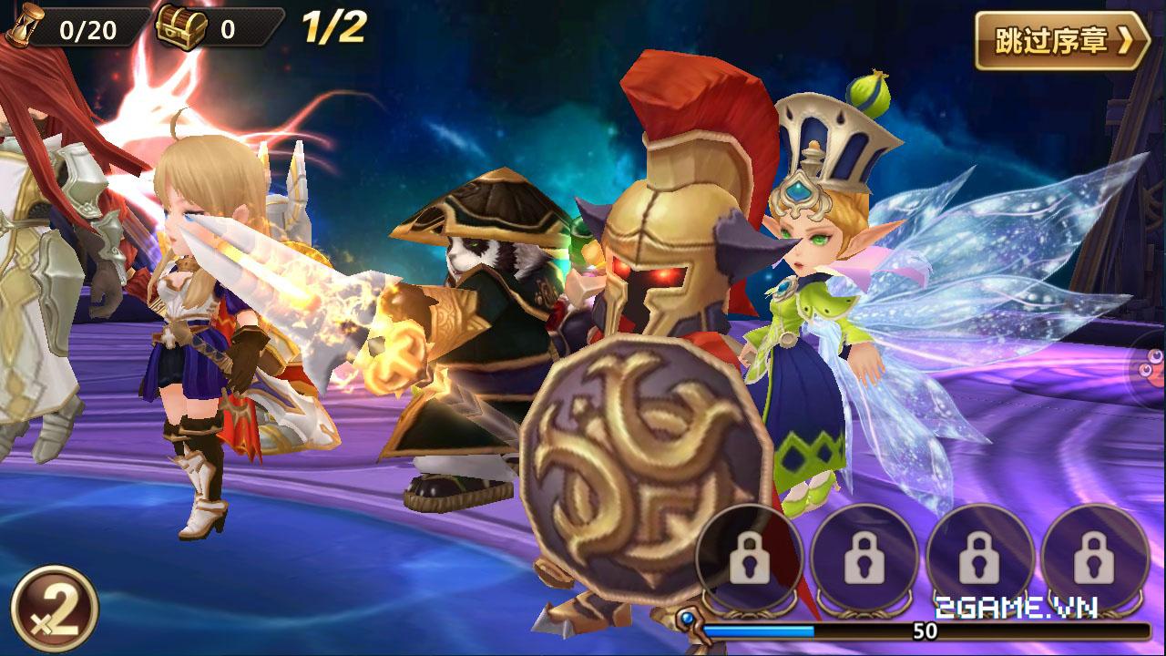 Magic Age VN đem đến bữa tiệc hình ảnh, cơ chế xuất skill mới lạ 0