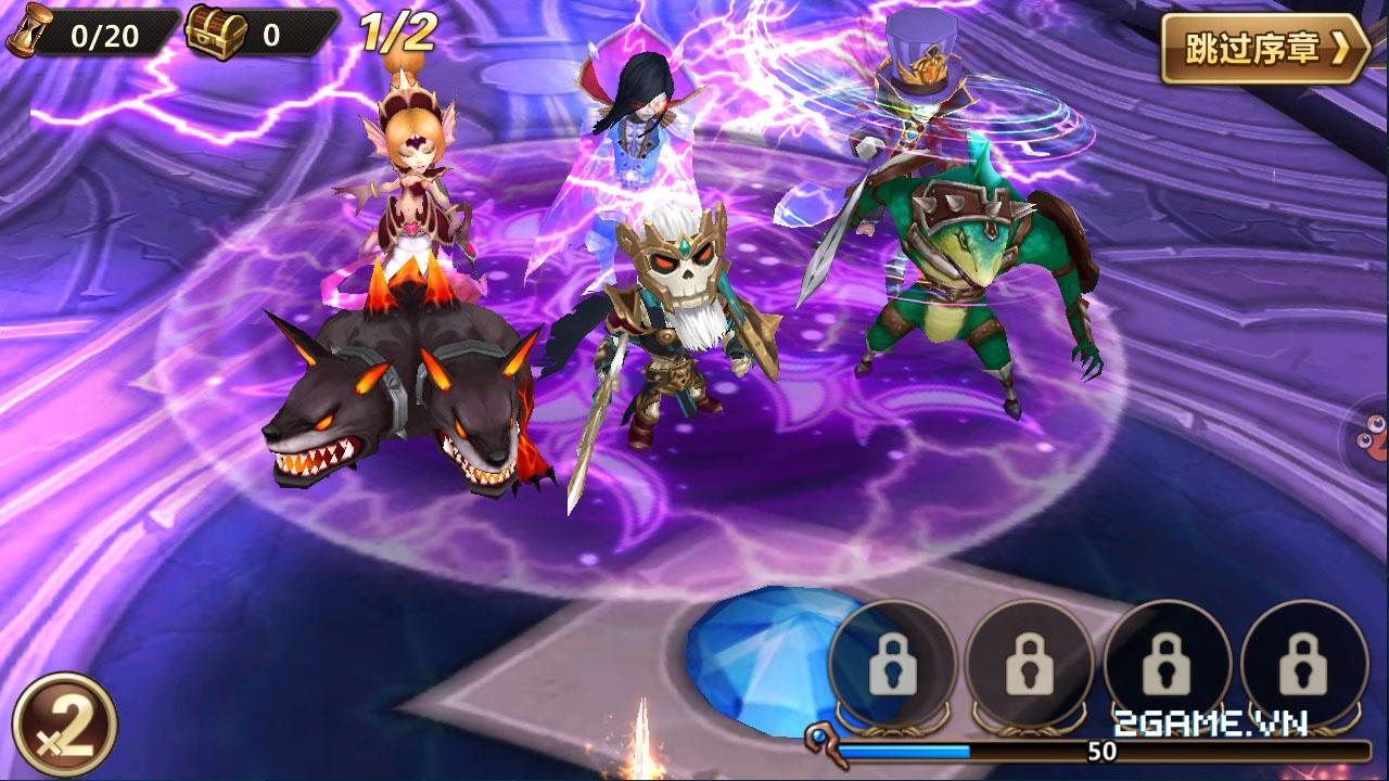 Magic Age VN đem đến bữa tiệc hình ảnh, cơ chế xuất skill mới lạ 5
