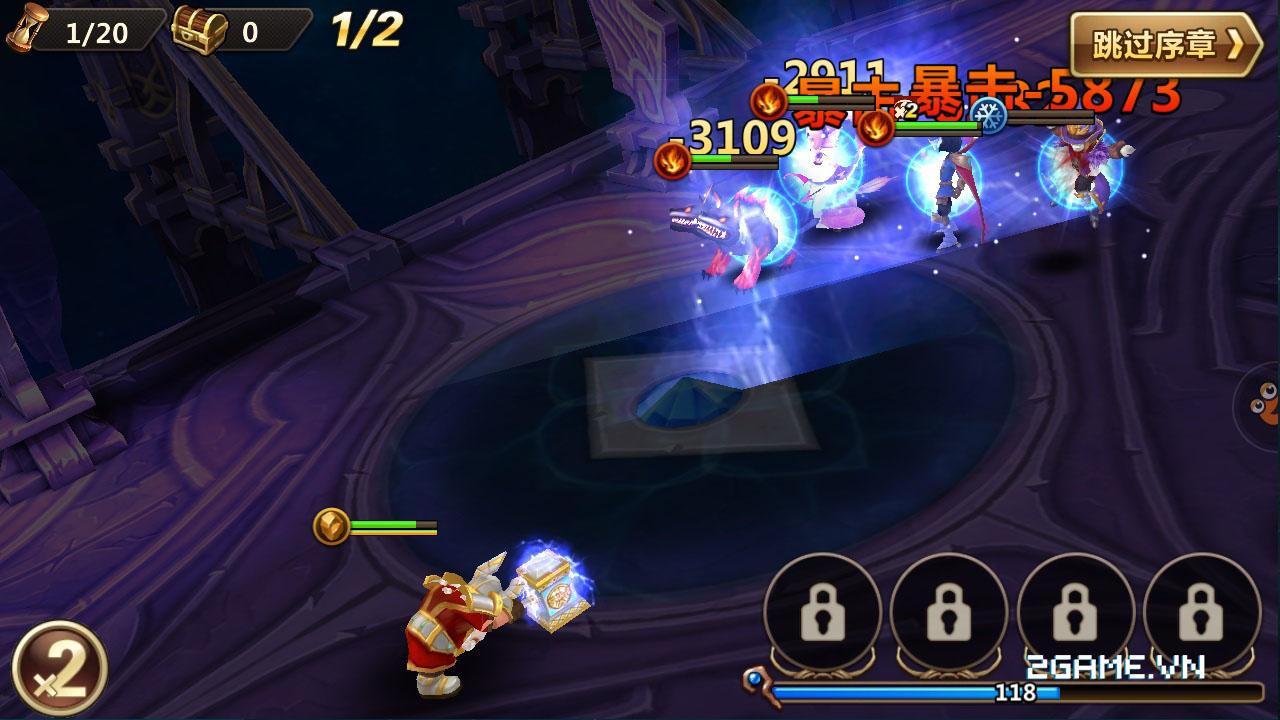 Magic Age VN đem đến bữa tiệc hình ảnh, cơ chế xuất skill mới lạ 2