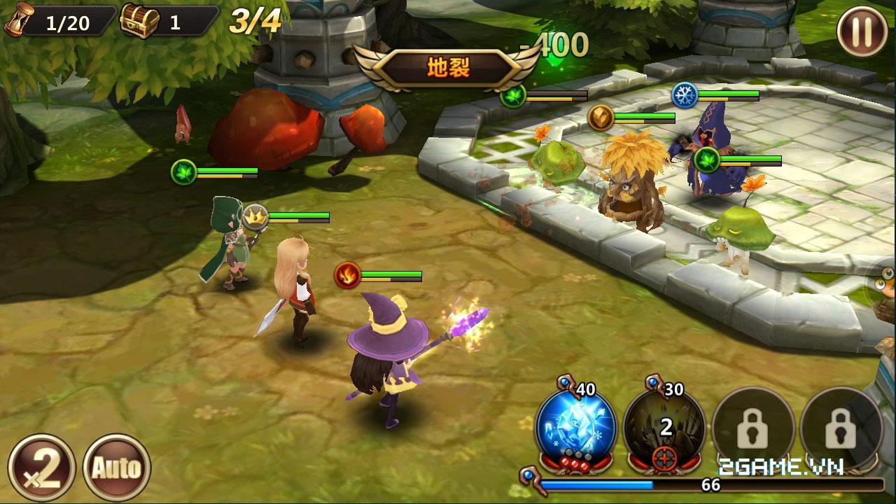 Magic Age VN đem đến bữa tiệc hình ảnh, cơ chế xuất skill mới lạ 8