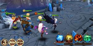 Magic Age VN đem đến bữa tiệc hình ảnh, cơ chế xuất skill mới lạ