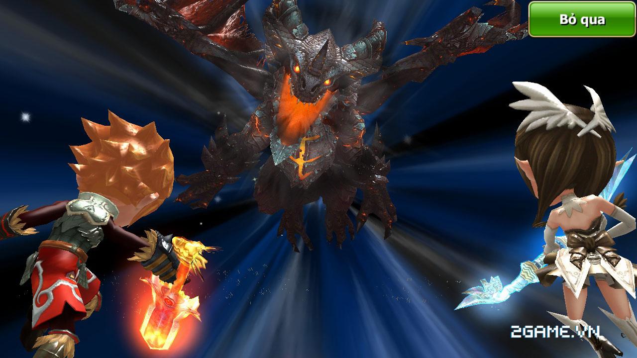 Endless Saga VN có hình ảnh dễ thương, lối chơi chiến thuật cực chất 0