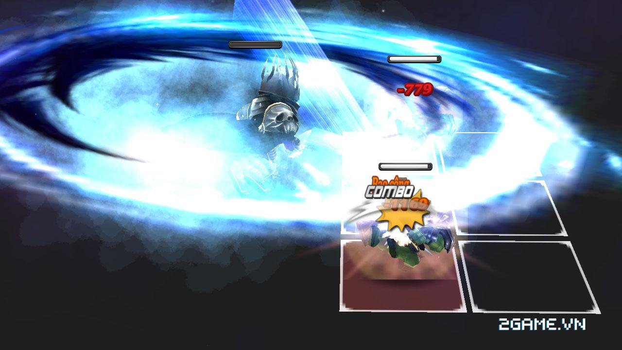 Endless Saga VN có hình ảnh dễ thương, lối chơi chiến thuật cực chất 11