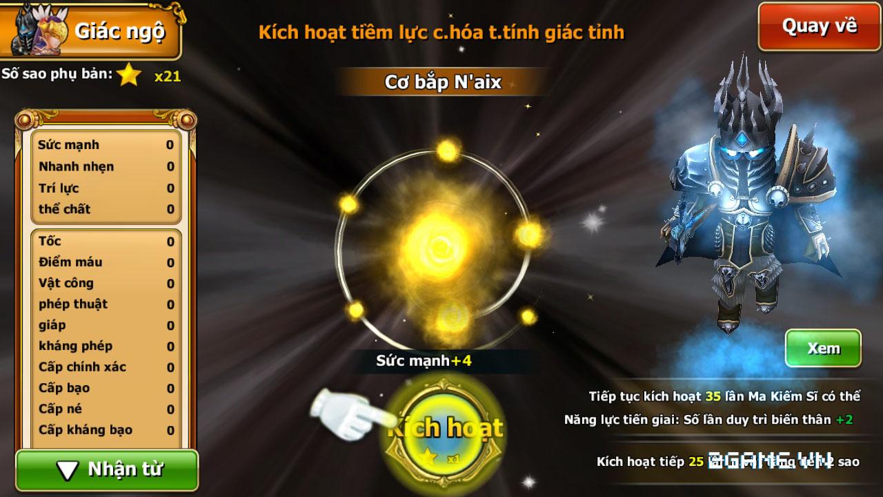 Endless Saga VN có hình ảnh dễ thương, lối chơi chiến thuật cực chất 12