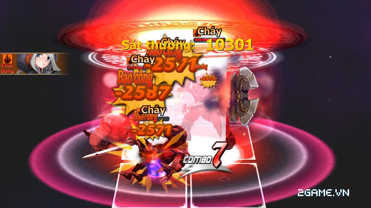 Endless Saga VN có hình ảnh dễ thương, lối chơi chiến thuật cực chất 7