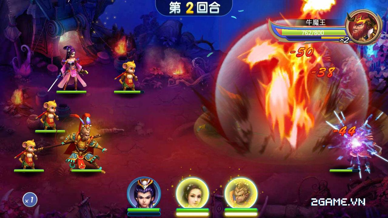 Game ăn theo phim Đại Thoại Tây Du: Nguyệt Quang Bảo Hạp cập bến Việt Nam 8