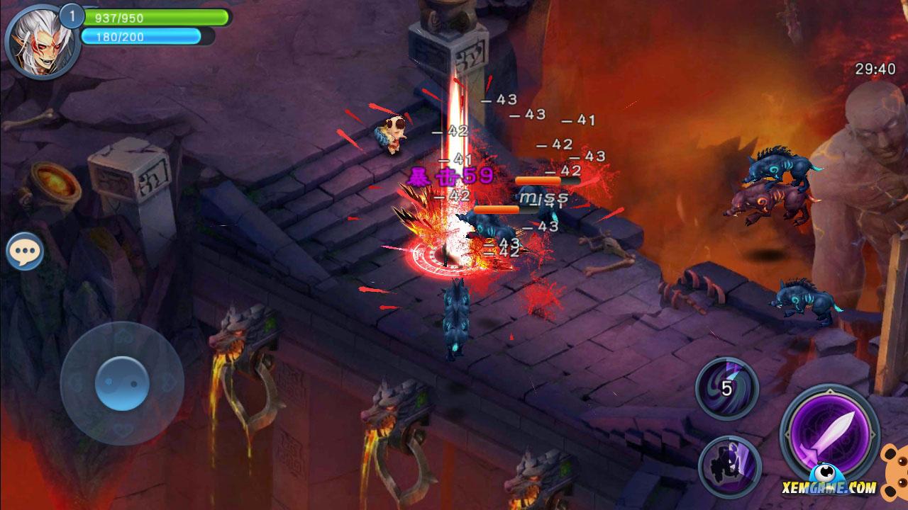 Đế Tôn mobile: Game nhập vai tiên hiệp siêu dễ thương đến Việt Nam 1