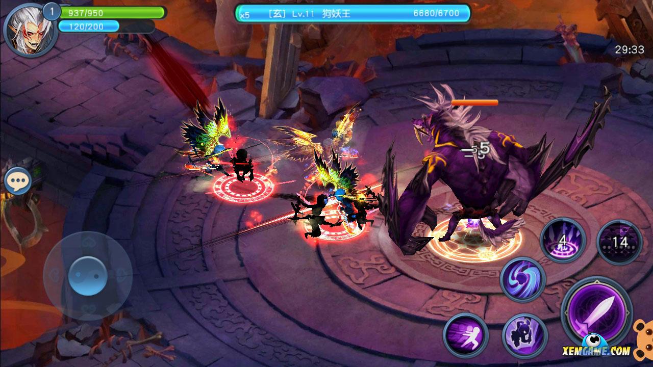 Đế Tôn mobile: Game nhập vai tiên hiệp siêu dễ thương đến Việt Nam 2