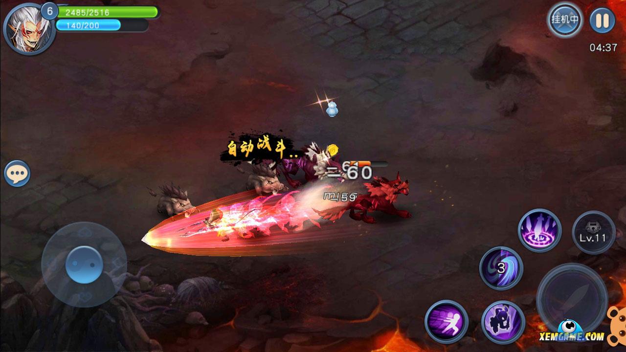 Đế Tôn mobile: Game nhập vai tiên hiệp siêu dễ thương đến Việt Nam 4