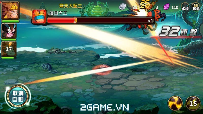 Thần Tiên Đạo sở hữu lối chơi nhập vai kết hợp chiến thuật độc đáo 2