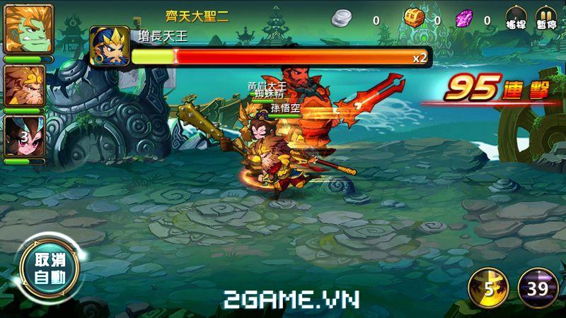 Thần Tiên Đạo sở hữu lối chơi nhập vai kết hợp chiến thuật độc đáo 12